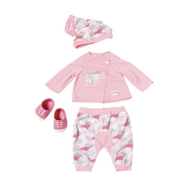5b572ecb28a Σετ ρούχων μετράω προβατάκια Baby Annabell (700402)