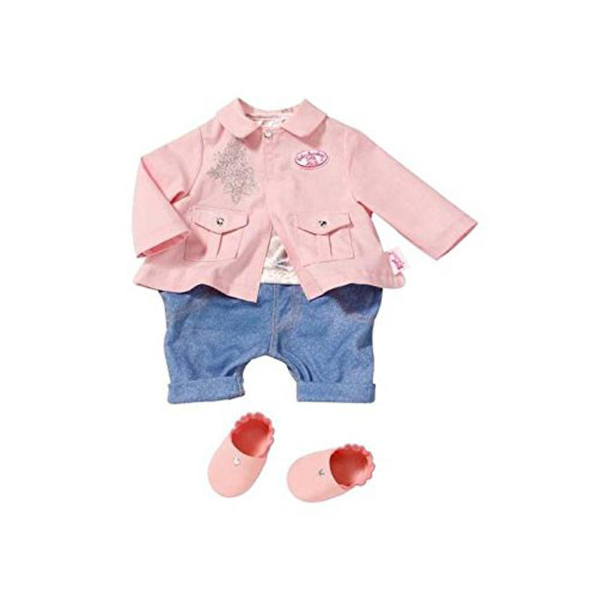 aa329fe9172 Σετ ρούχων Deluxe Playgroup Baby Annabell (793718)
