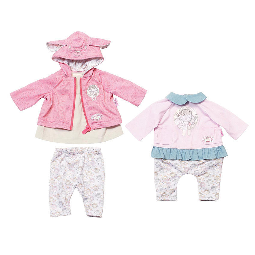a314186e66b Σετ Ρούχων Play Outfit (2 σχέδια) Baby Annabell (700105)