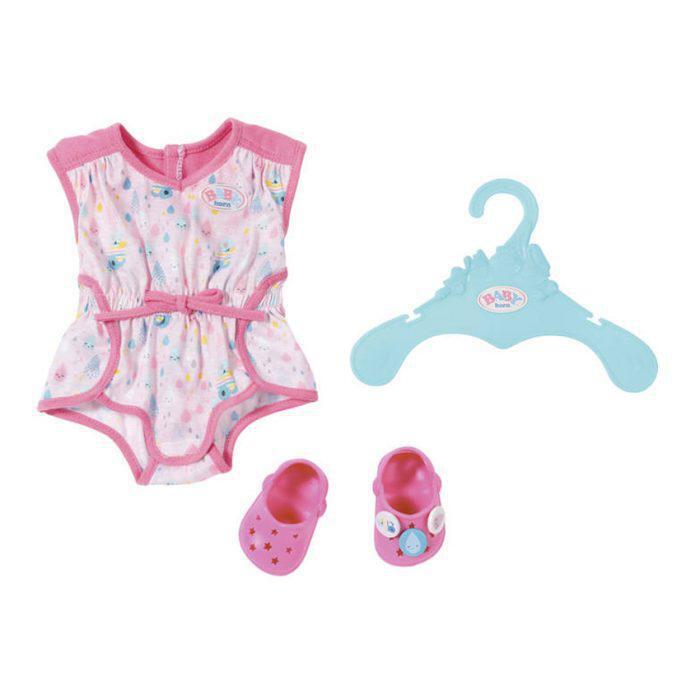 Σετ πιτζάμες με παντοφλάκια Baby Born (824634) 0d1ee4a277c