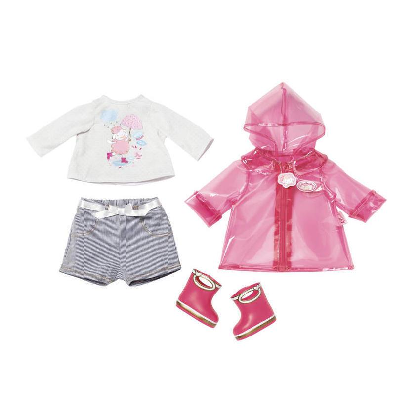 a69799ce414 Σετ ρούχων προστασίας από τη βροχή Baby Annabell (700808)