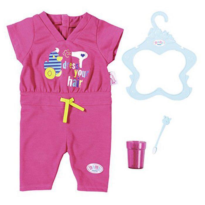 Σετ ρούχων Jumpsuit Baby Born (823590) 596d44e87c7