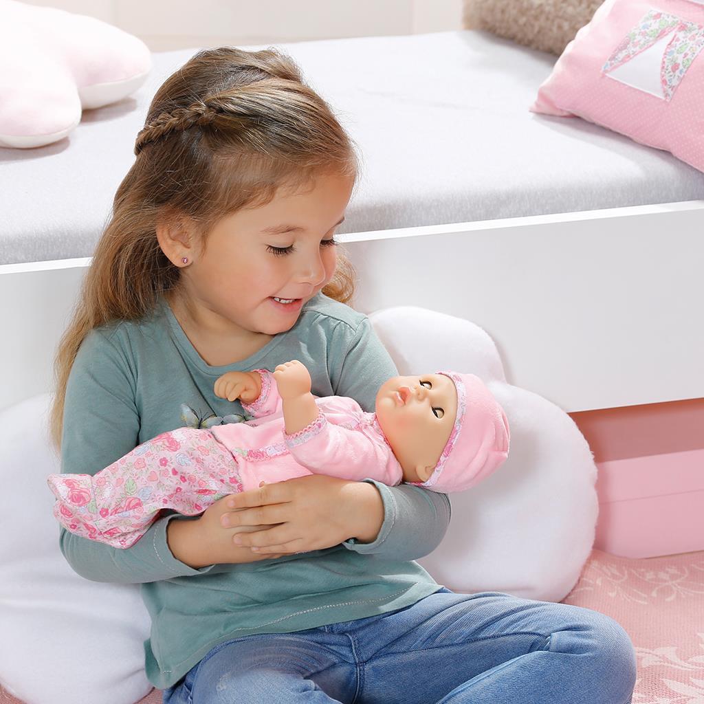 Κούκλα My First Baby Annabell I Care For You (794326)